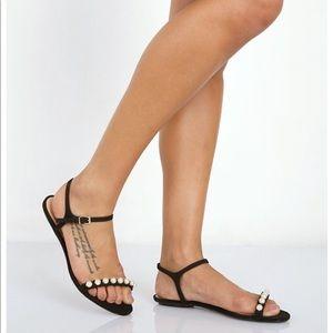 Schutz pearl sandals